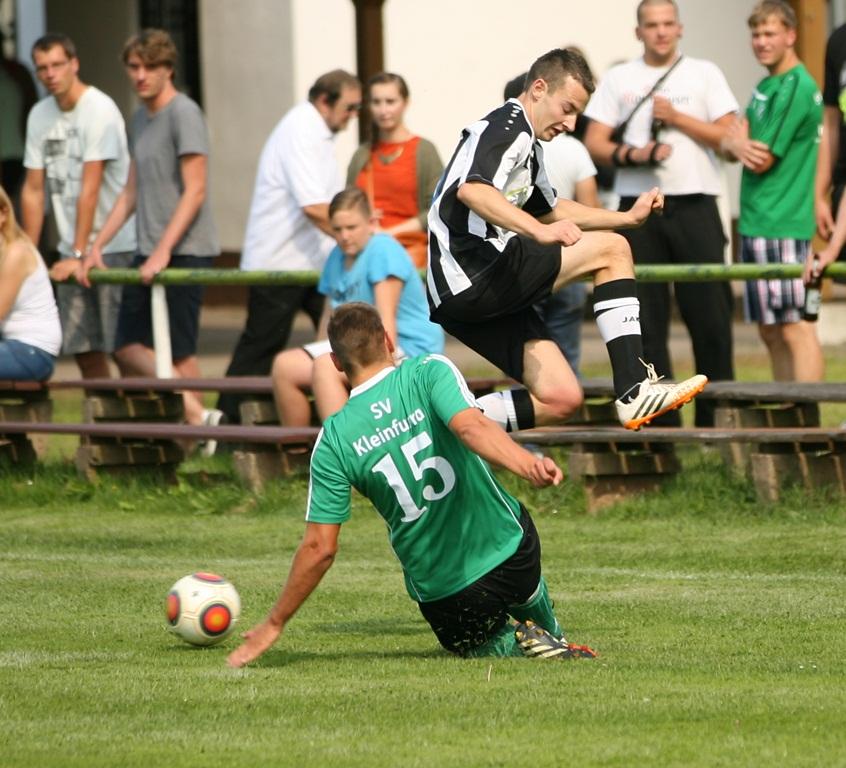 2. Spieltag Kreisliga 2015/2016
