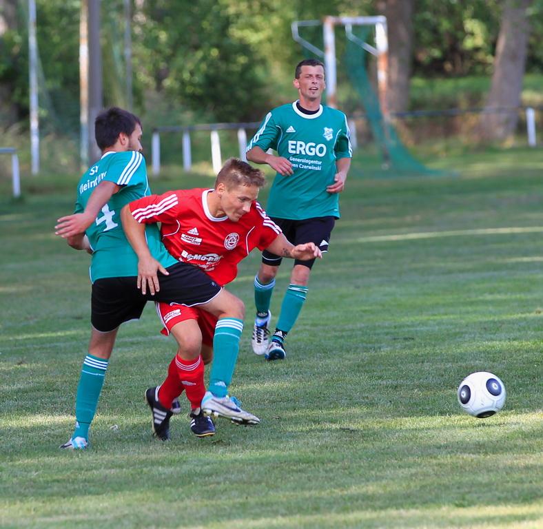 2. Spieltag Kreisliga 2016/2017