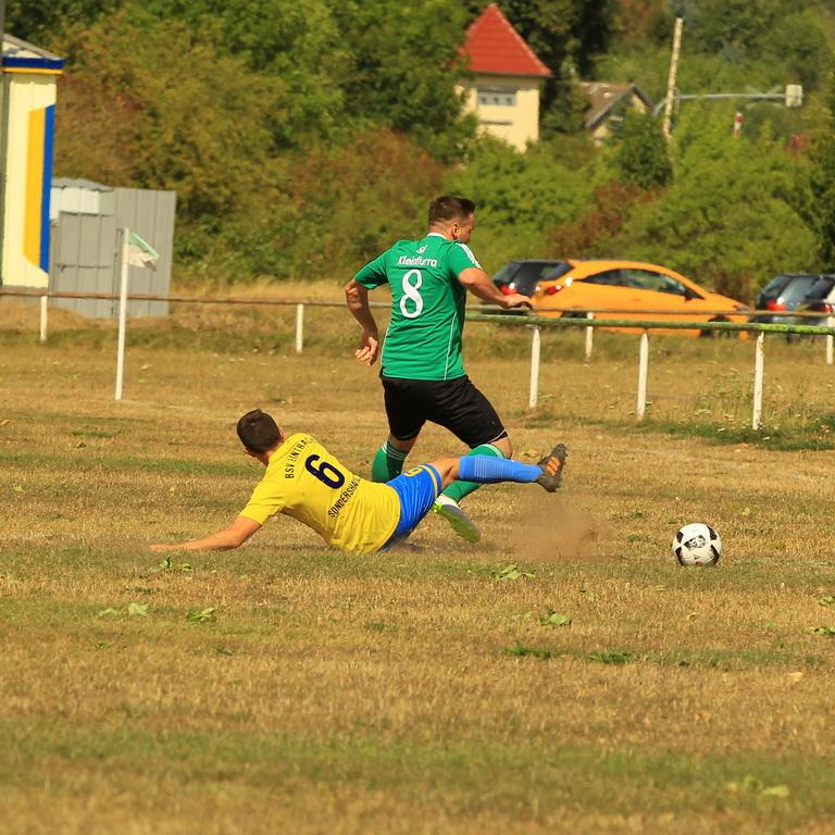 2. Spieltag Kreisliga 2018/2019