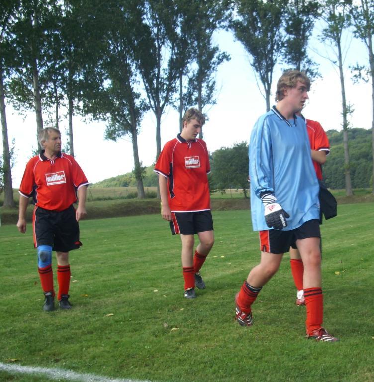 2. Spieltag Saison 2008/2009