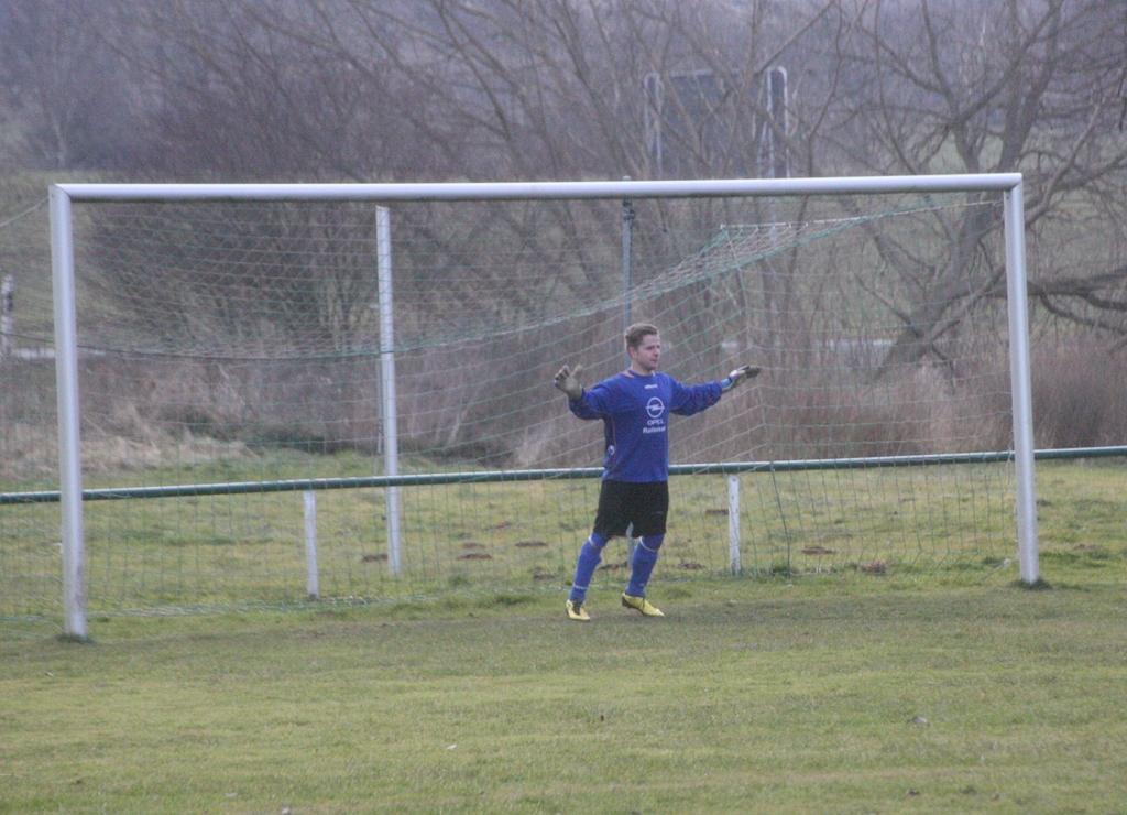 2. Vorbereitungsspiel Rückrunde 2014/2015