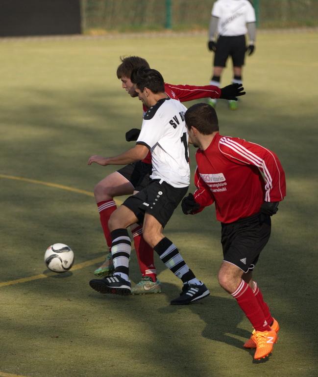 2. Vorbereitungsspiel Rückrunde 2015/2016