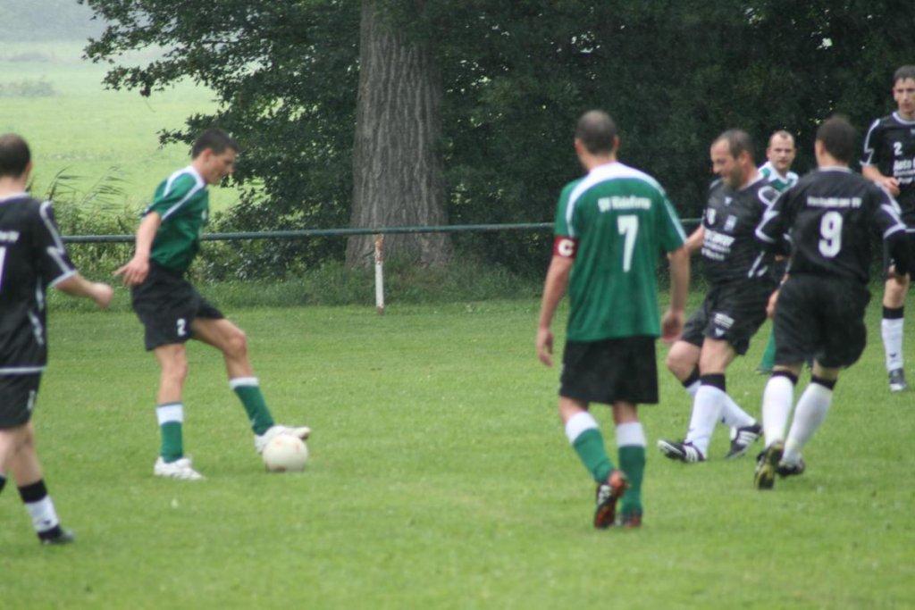 2. Vorbereitungsspiel Sommer 2008
