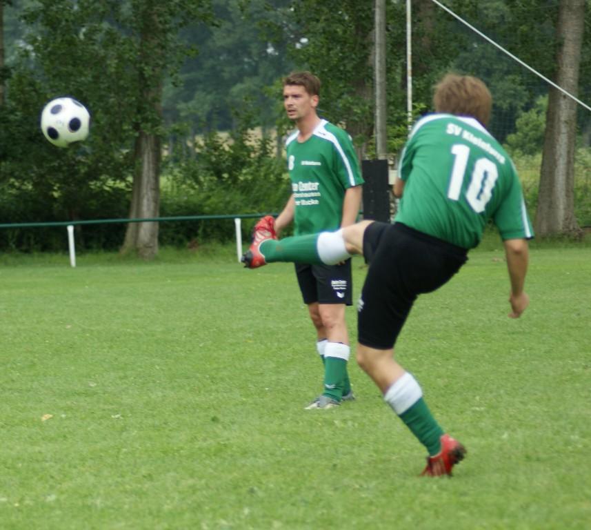2. Vorbereitungsspiel Sommer 2009