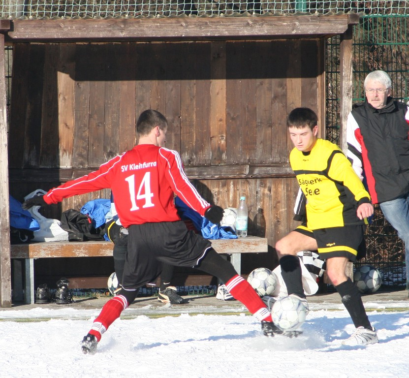 2. Vorbereitungsspiel Winter 2011
