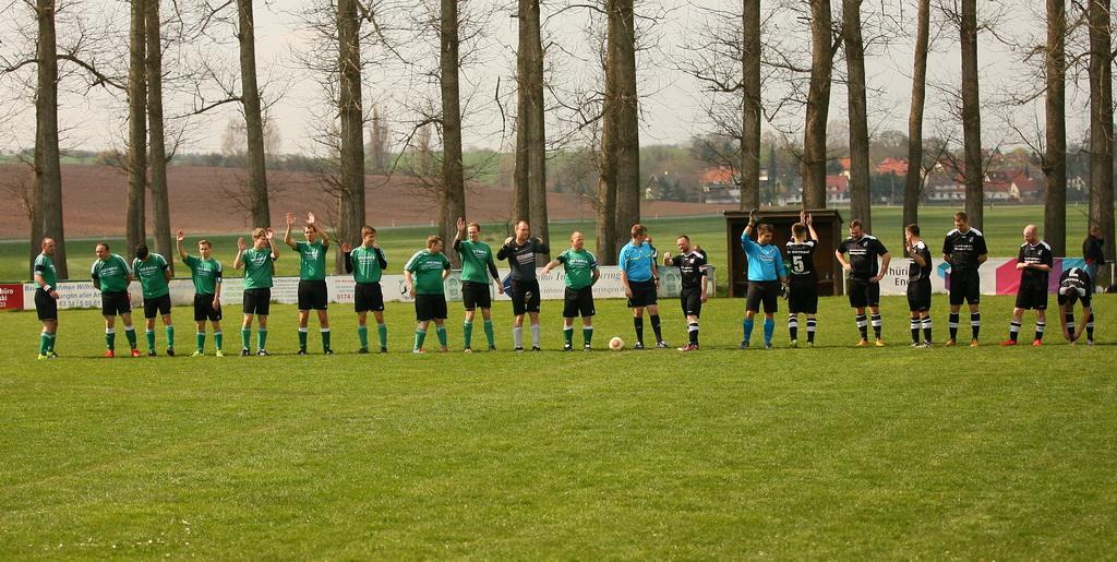 20. Spieltag 1. Kreisklasse 2015/2016
