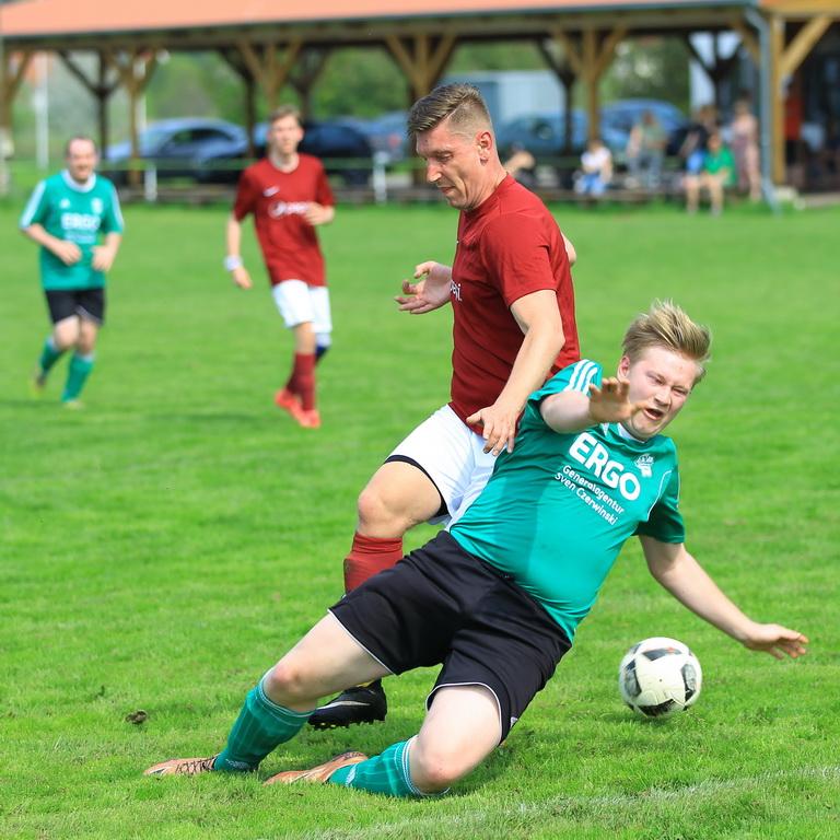 20. Spieltag 1. Kreisklasse 2017/2018