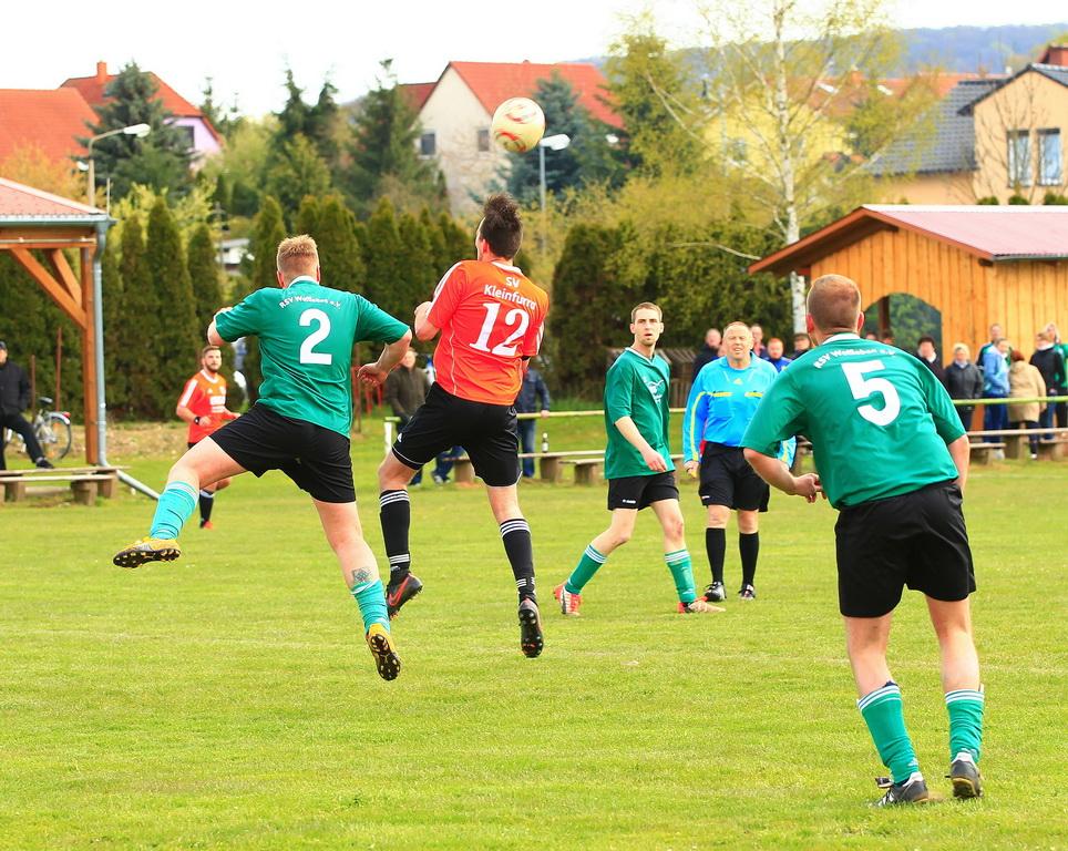20. Spieltag Kreisliga 2016/2017
