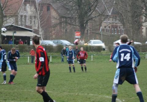 20. Spieltag Saison 2007/2008