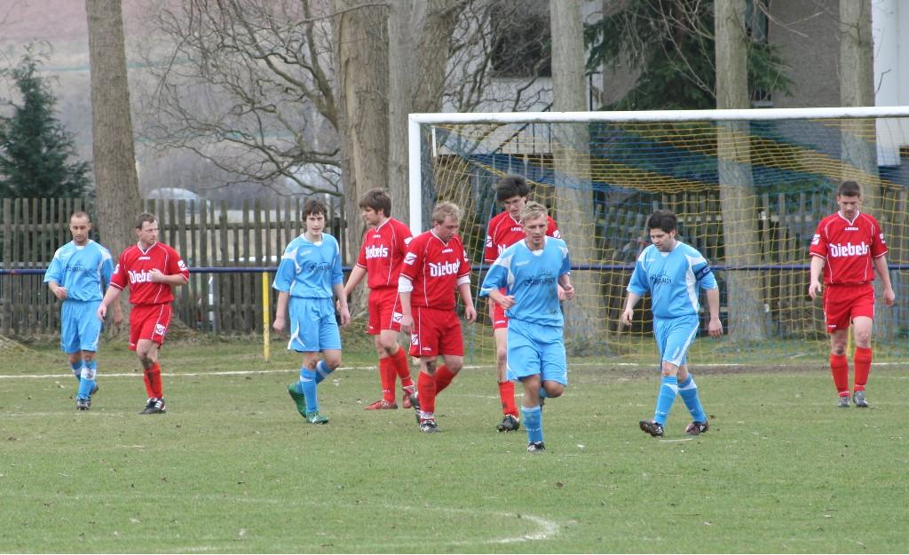 20. Spieltag Saison 2009/2010