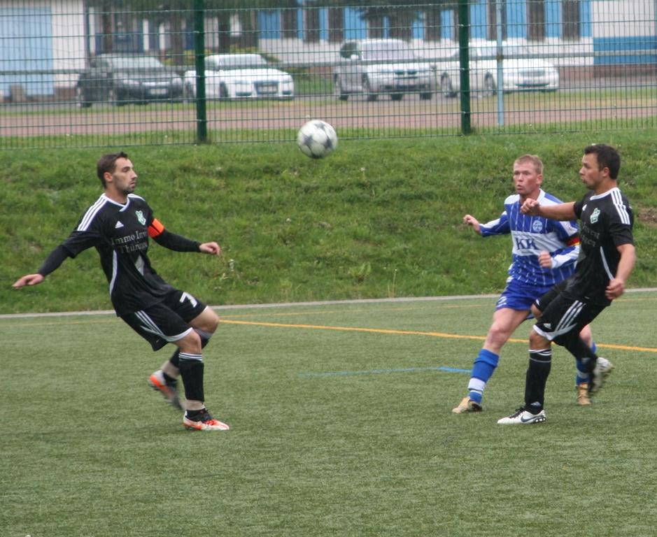 21. Spieltag Regionalklasse 2011/2012