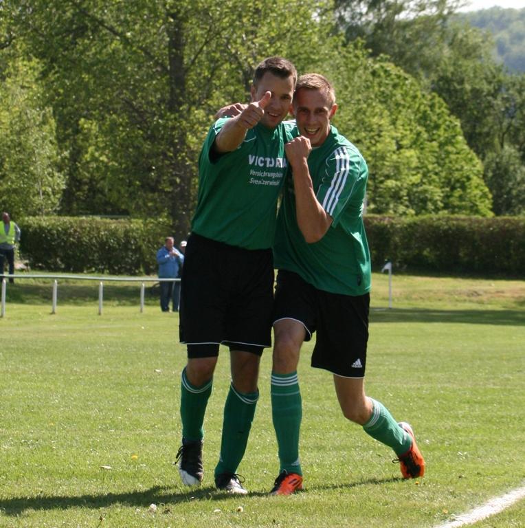 22. Spieltag Regionalklasse 2011/2012