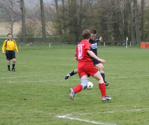 22. Spieltag Saison 2007/2008
