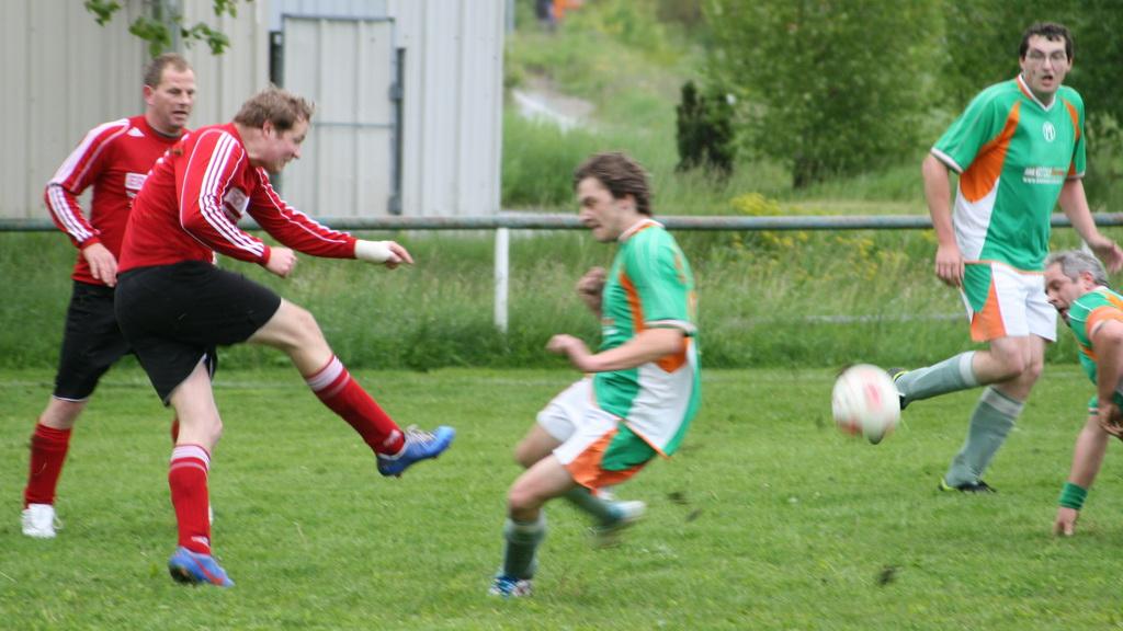 24. Spieltag 2. Kreisklasse 2012/2013