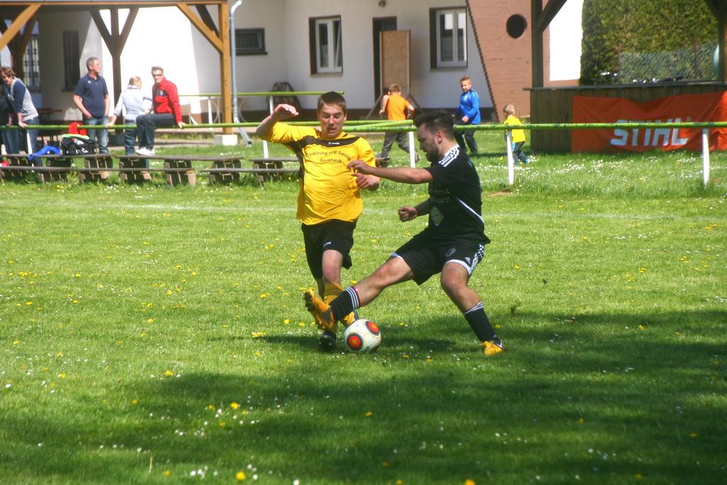 24. Spieltag 2. Kreisklasse 2014/2015