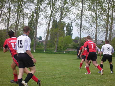 24. Spieltag Saison 2006/2007