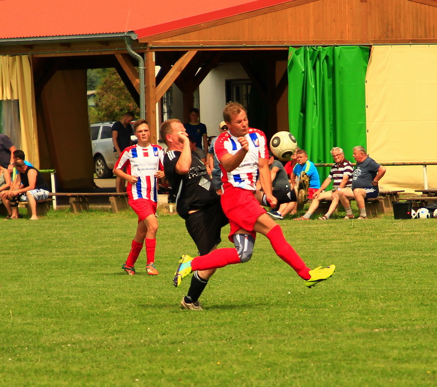 25. Spieltag 1. Kreisklasse 2016/2017
