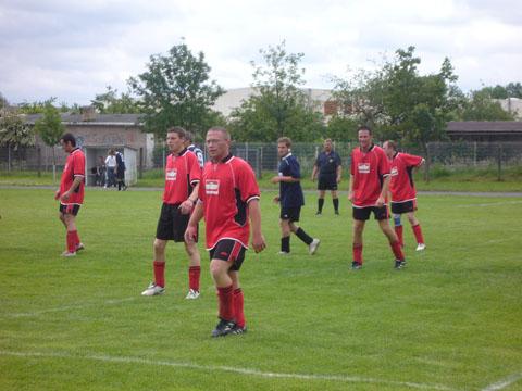 25. Spieltag Saison 2006/2007