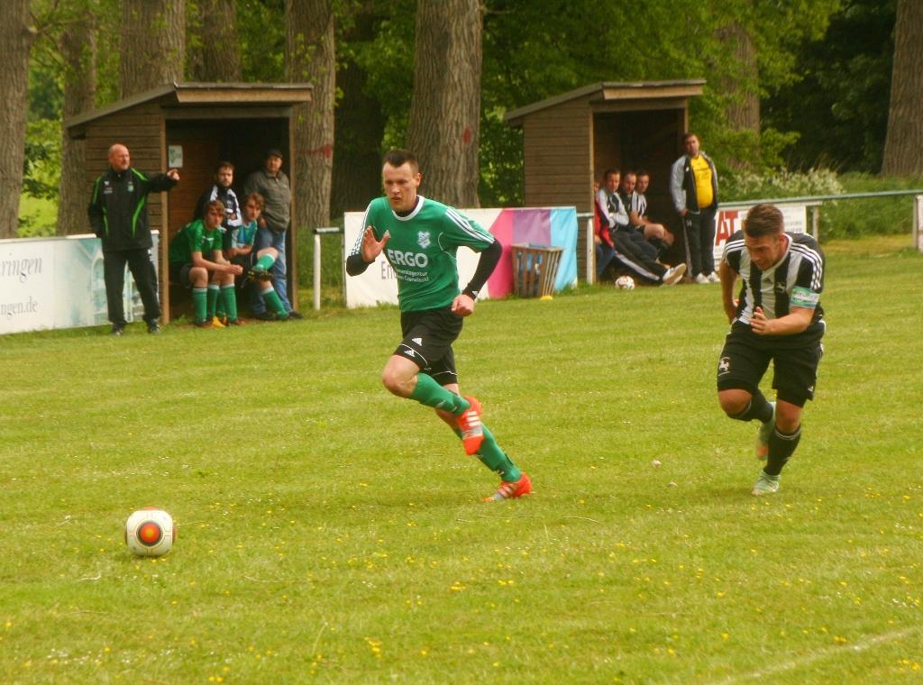 26. Spieltag Kreisliga 2014/2015