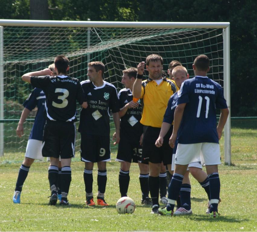 26. Spieltag Saison 2010/2011