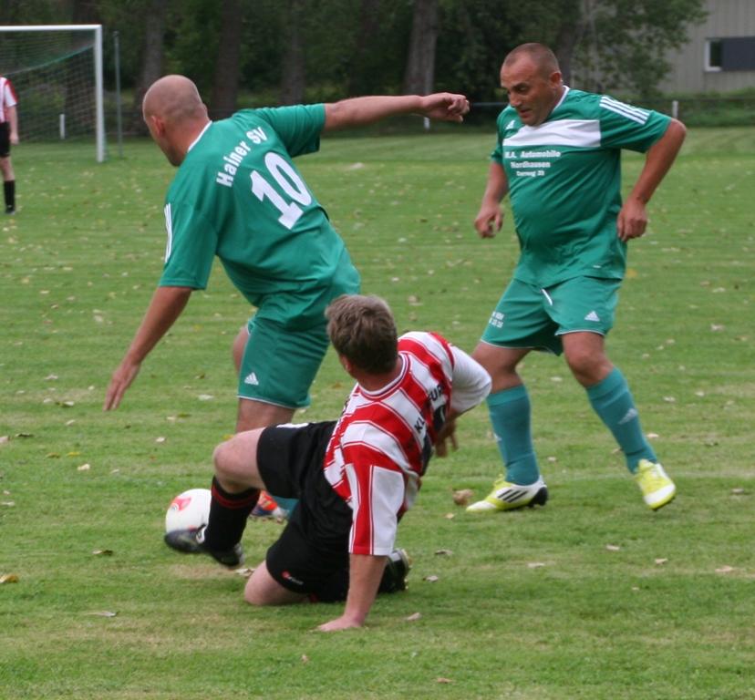 3. Spieltag Alte Herren 2014/2015