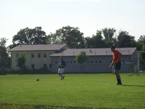 3. Vorbereitungsspiel Sommer 2007
