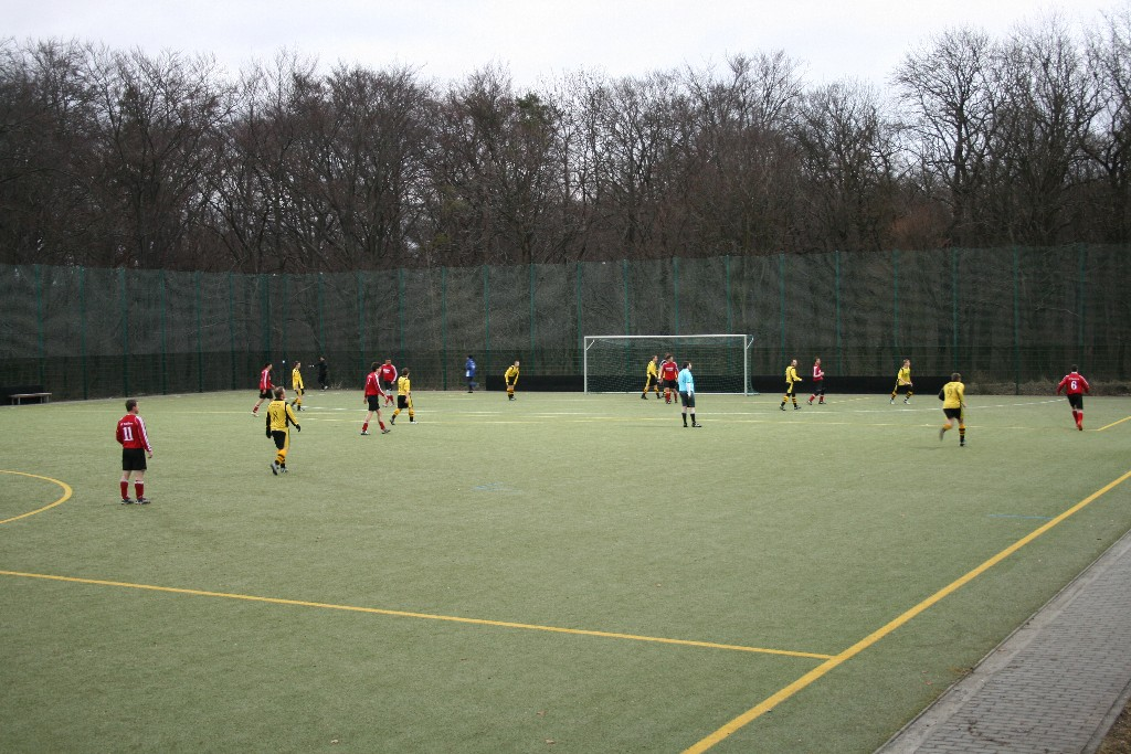 3. Vorbereitungsspiel Winter 2011