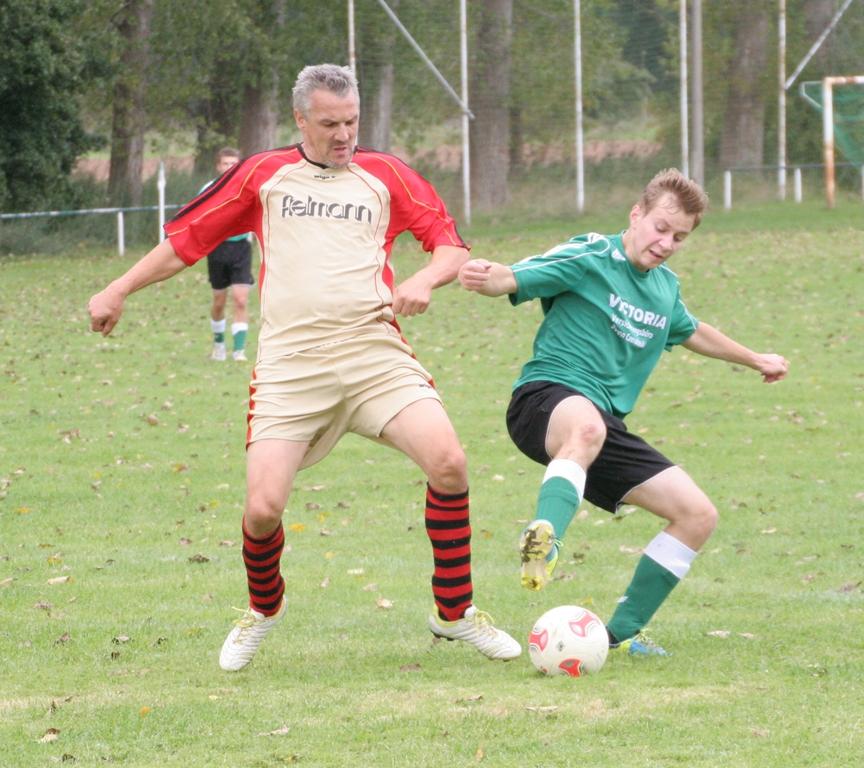 4. Spieltag 2. Kreisklasse 2014/2015