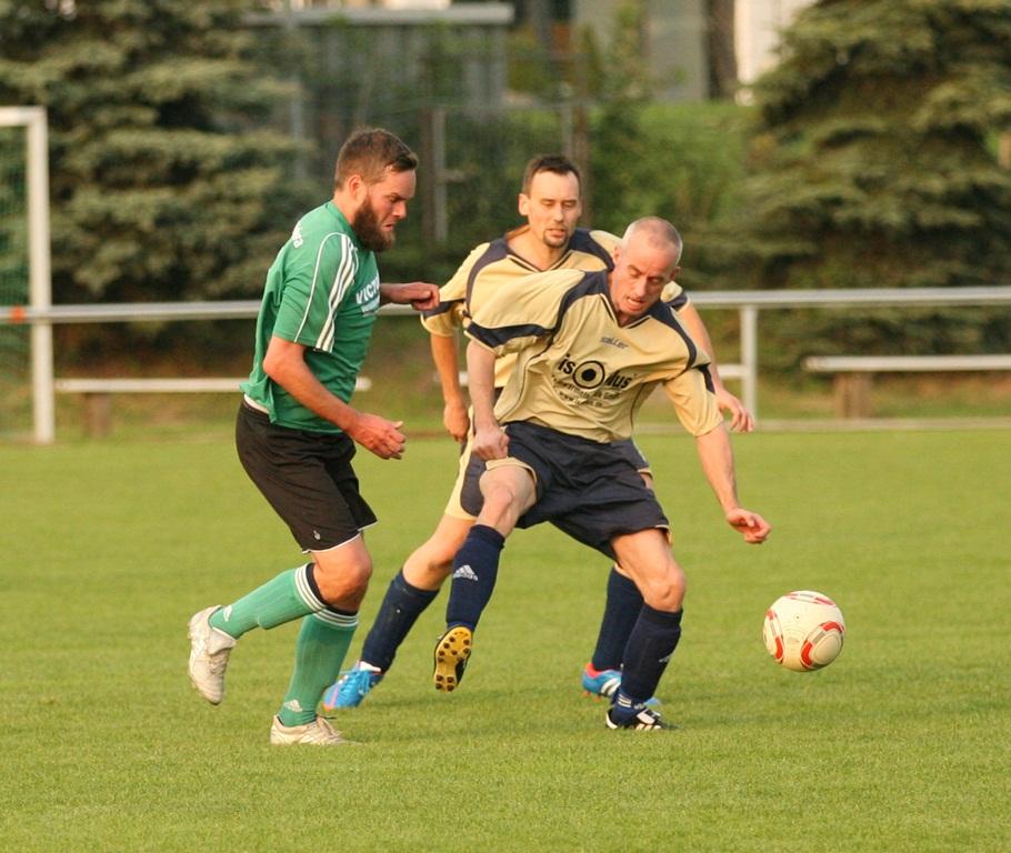 4. Spieltag Alte Herren 2015/2016