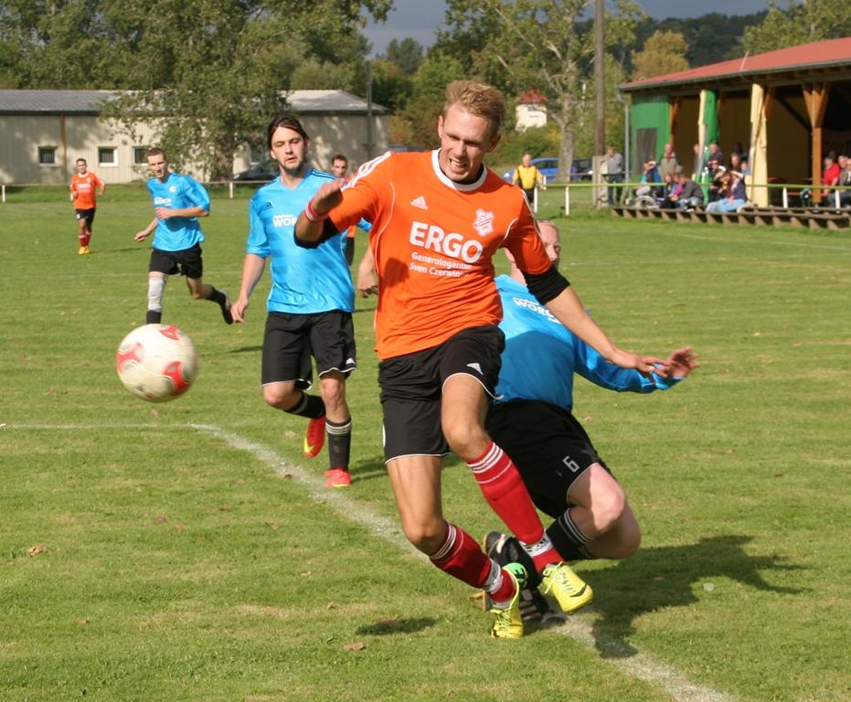 4. Spieltag Kreisliga 2014/2015