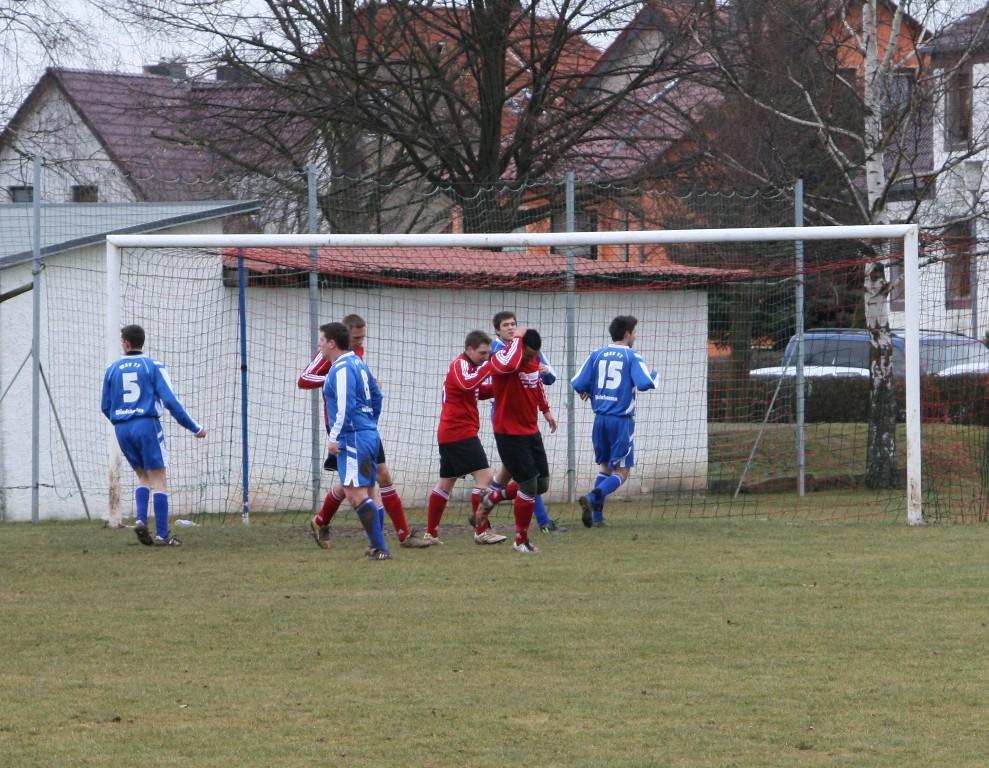 4. Vorbereitungsspiel Winter 2011