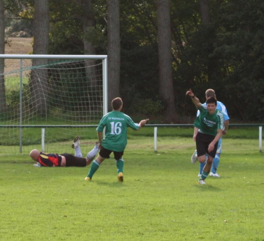 5. Spieltag Saison 2010/2011