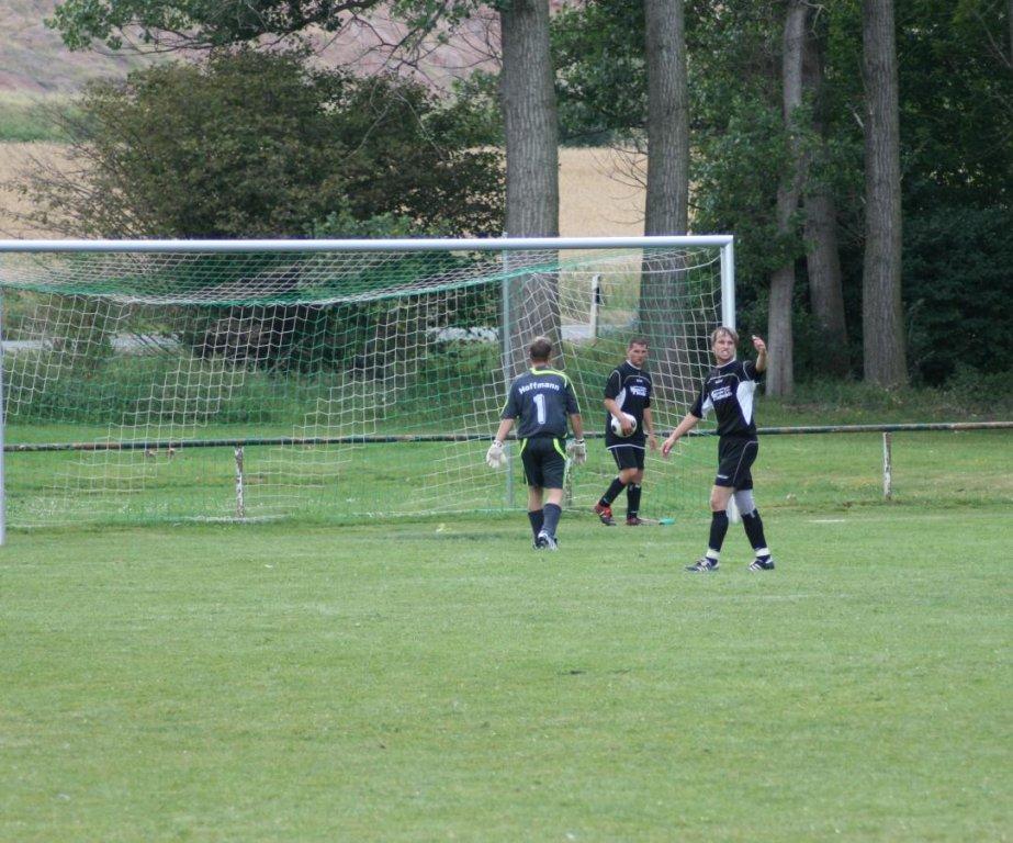 5. Vorbereitungsspiel Sommer 2008
