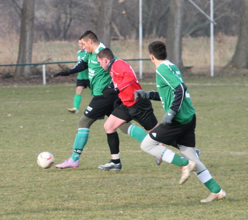 5. Vorbereitungsspiel Winter 2011