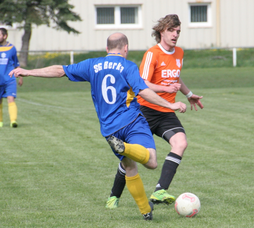 6. Nachholspieltag 2. Kreisklasse 2013/2014