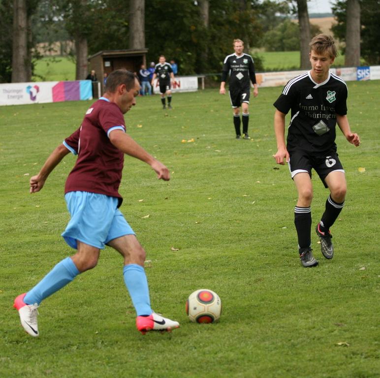 6. Spieltag 1. Kreisklasse 2015/2016
