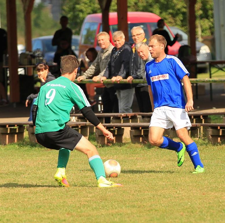 6. Spieltag 1. Kreisklasse 2016/2017