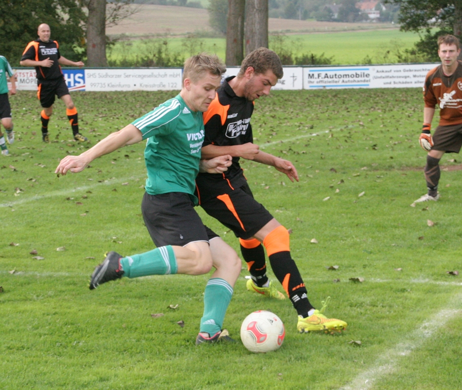 6. Spieltag Kreisliga 2014/2015