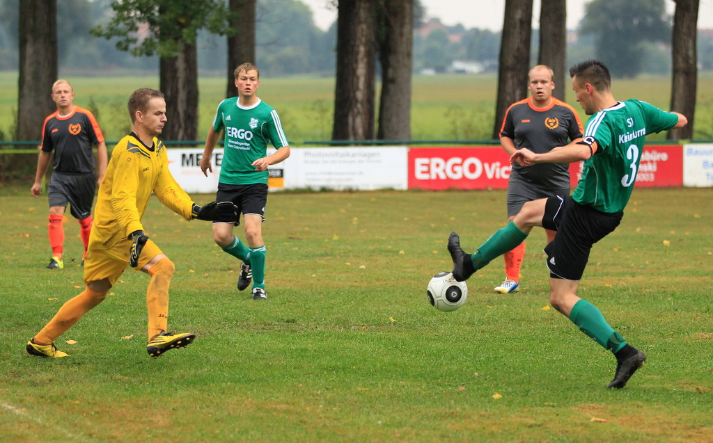 6. Spieltag Kreisliga 2016/2017
