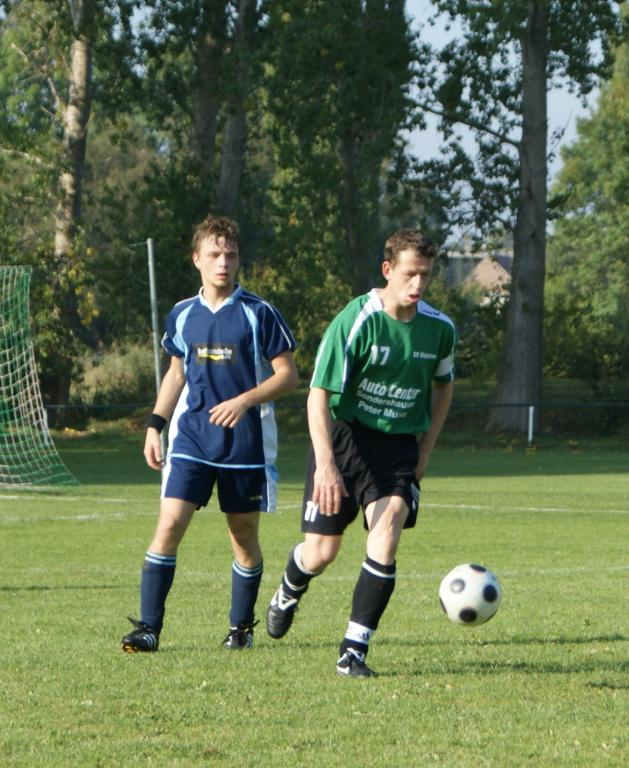 6. Spieltag Saison 2008/2009