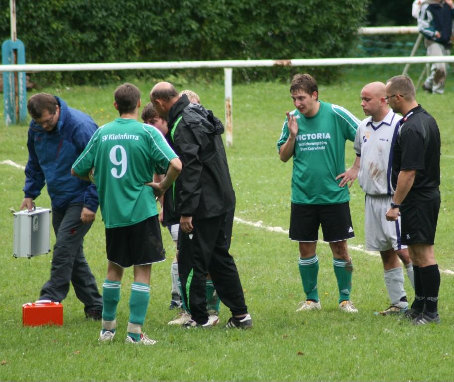 6. Spieltag Saison 2010/2011