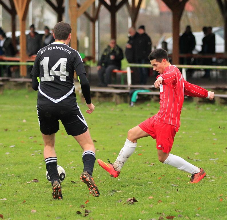 8. Spieltag 1. Kreisklasse 2016/2017