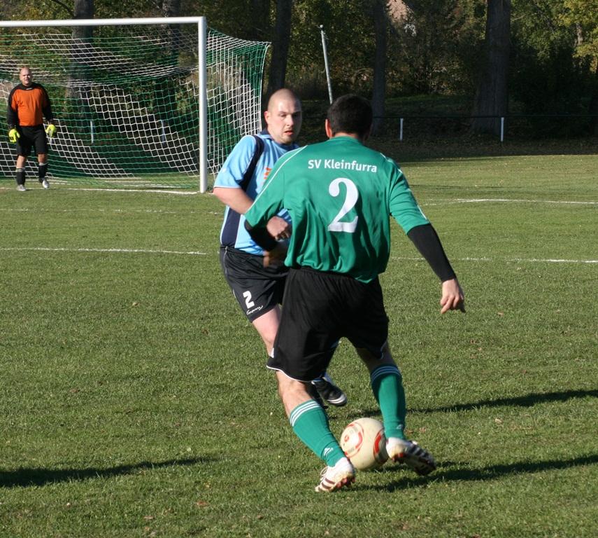 8. Spieltag 2. Kreisklasse 2011/2012
