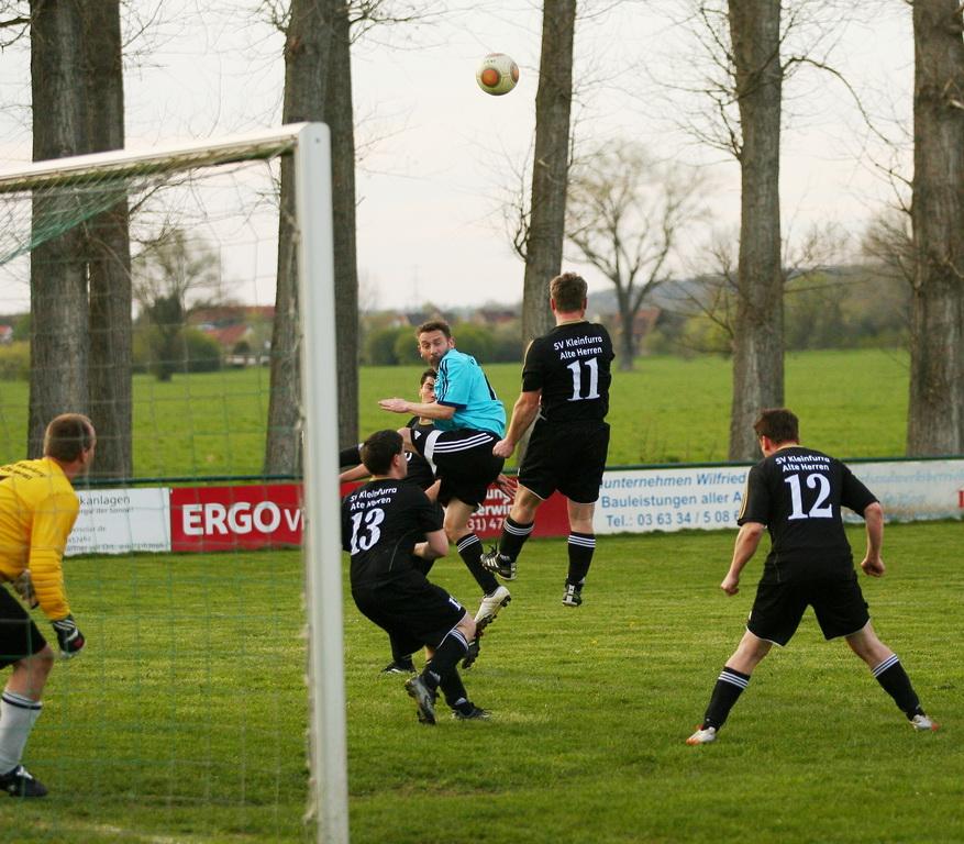 8. Spieltag Alte Herren 2015/2016