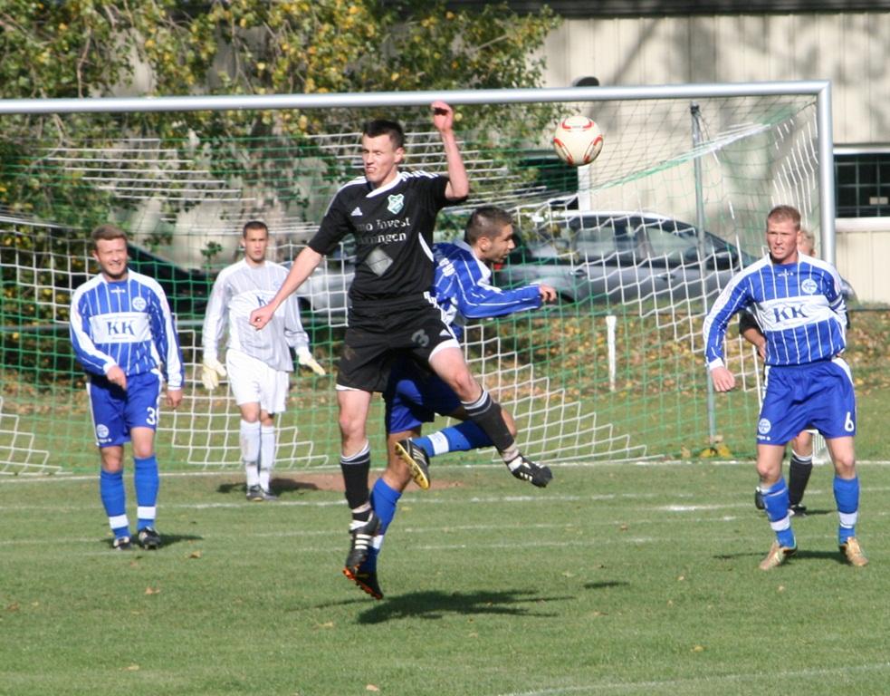 8. Spieltag Regionalklasse 2011/2012