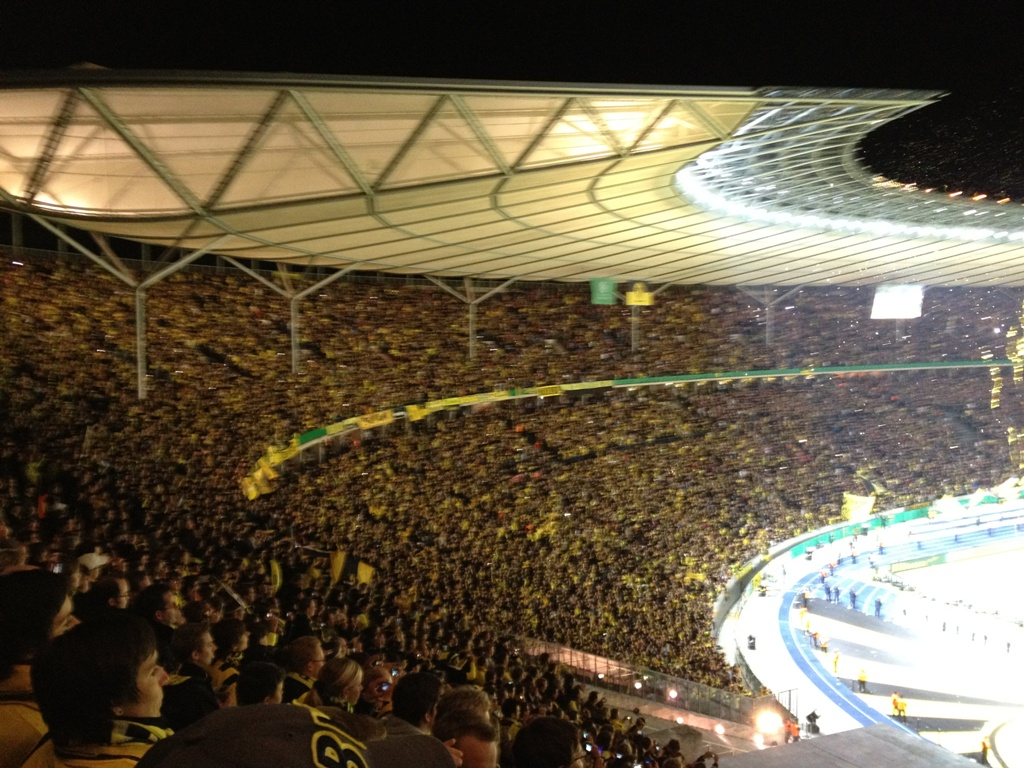 Borussia Dortmund - FC Bayern München