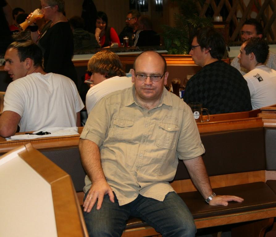 Bowling-Abend 2010
