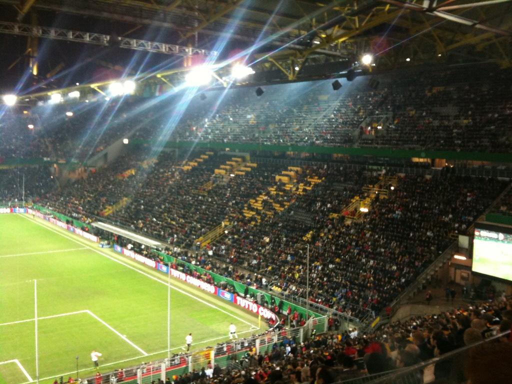 Deutschland - Italien