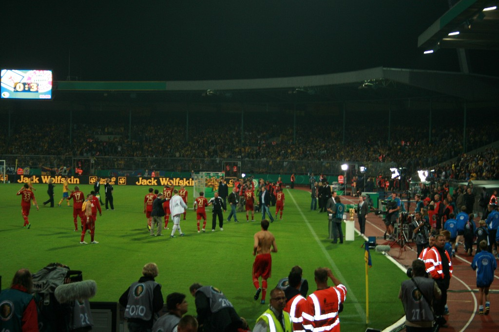 Eintracht Braunschweig - FC Bayern München