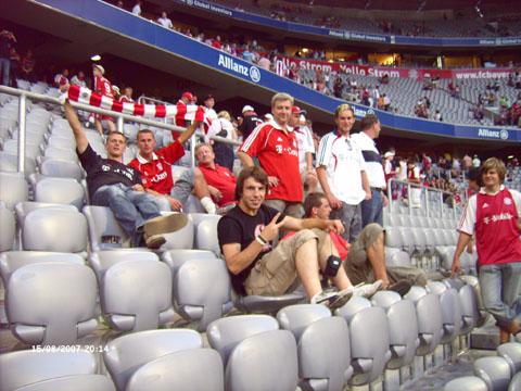 FC Bayern München - FC Barcelona